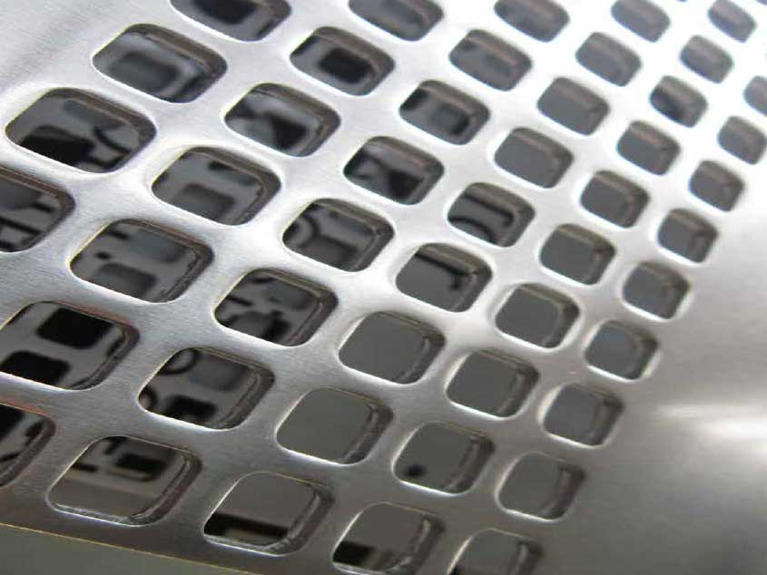 Perforated Screen 05